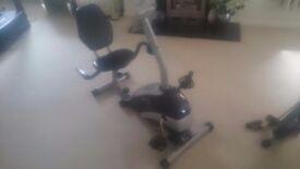 V Fit Exercise Bike