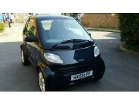Left-hand drive smart low mileage