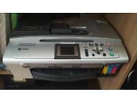 Brother- printer, photocopier & faxer