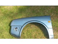 VW MK 2 Golf (big bumper) front passenger wing.