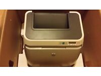 HP Color Laserjet 1600 printer used with-free cables