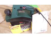 240 volt, 500 watt BOSCH PHO 15-82 planer