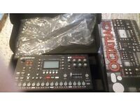 Elektron OctaTrak, sequencer,sampler, etc. 8 track x 8 part per track