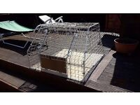 Heavy Duty Dog Cage for Car Jeep Van etc.