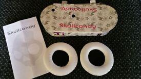 Skullcandy stereo headphones cushions 40mm
