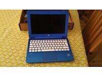 new HP Stream 11 blue windows 10 Notebook/Laptop