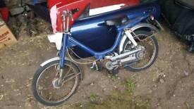 Honda Camino 49cc moped