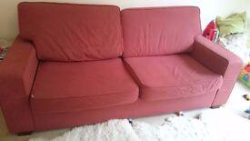 FREE Large 2 seater sofa