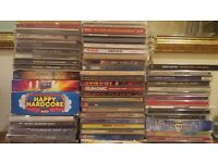 CD's - Various - From Happy Hardcore to RDMC & Pet Shops Boys (80 albums in total)