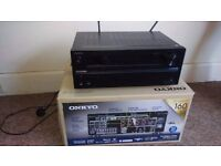 Onkyo TX-NR646 & Cambridge Speakers Sx80 & Subwoofer Sx120