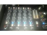 DATEQ XTC2 Professional DJ 4 Channel mixer