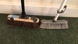 Broom Indoor and Outdoor