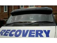 Ford transit recovery 125 bhp