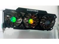 Gtx 770 Windforce Gaming Graphics Card