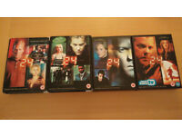 24 DVD Boxsets