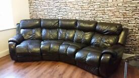 Sofa DFS Recliner , final reduction £200