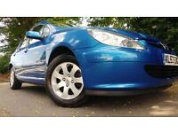 PEUGEOT 307 S AUTOMATIC//FULLY LOADED//CLEAN AND TIDY £950