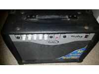 Wesley Rattler Pro 40 Combo Bass amp (spares or repairs)