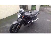 Yamaha xj600n mororbike