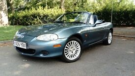 Mazda MX-5, 1.6, 2005, Limited edition