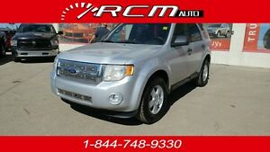 2012 Ford Escape SPORTY 5 SPEED - LOW PAYMENTS - CALL/TEXT 780 6