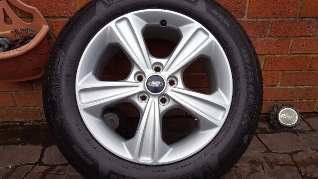 Brand New Spare Genuine Alloy Wheel Ford Kuga  Bb