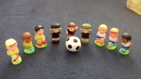 Happyland football team