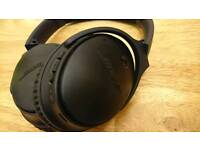 Bose QuiteComfort 35 wireless noise cancelling