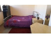 Furnished Large Double Bedroom to rent -Now Available