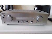 Sony ta fe 370 amplifier,mint,original remote,very good sound