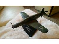 Collectable diecast aeroplanes