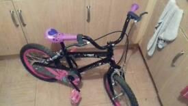 Disney Tink bike
