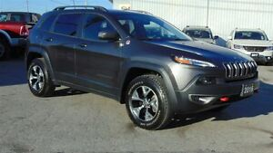2016 Jeep Cherokee TRAILHAWK 4X4 - SAFETYTEC GROUP