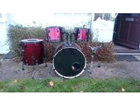 pearl vision 5 piece kit