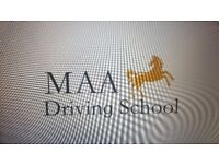 MANUAL & AUTOMATIC DRIVING LESSONS