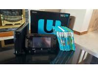 Wii U hardly used
