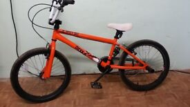 X-RATED DEKKA BMX BIKE