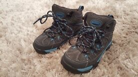 Waterproof Walking Boots Junior 12