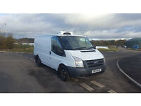FORD TRANSIT VAN 2010 FRIDGE VAN