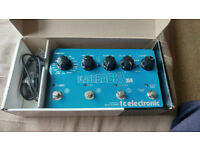 TC Electronic Flashback X4 Delay Effect