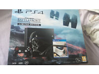 PlayStation 4 Star Wars Battlefront Limited Edition (1TB HDD)