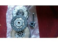 clutch kit complete new for transporter T5,or touareg 2.5 TDI