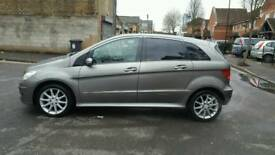 Mercedes b class low millage