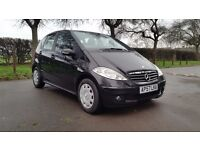 MERCEDES A 170 CLASSIC SE 57 PLATE 2F/KEEPER 79000 MILES FULL SERVICE HISTORY AIRCON 5DOORS MANUAL