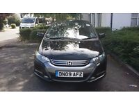 Honda Insight 1.3 ES CVT 5dr Uber ready with PCO badge not Prius