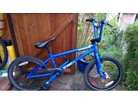 Mongoose scan BMX and X-rated jump bike