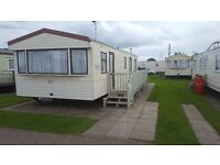 CARAVAN TO RENT LATE LATE BOOKING OFFER 1st -8th JULY INGOLDMELLS/SKEGNESS 3 BEDROOM GREAT LOCATION