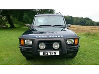 Land Rover Discovery 4.0 V8 ... 12 months MOT ... Cheap insurance cost me £300 for the year fullcomp