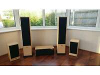 Acoustic Energy Aegis Evo 5.0 speakers