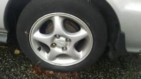 "Honds Civic Alloy Wheels 15"""